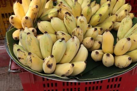 banana at street food