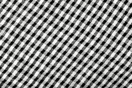 keffiyeh: black and white arabic headscarf keffiyeh background