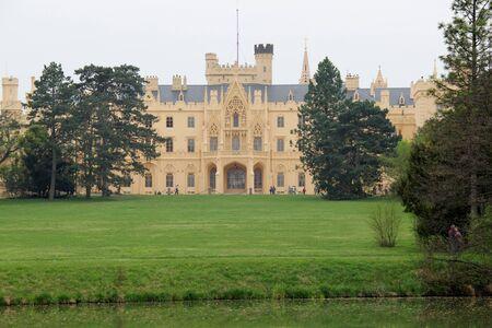 chateau: Chateau Lednice