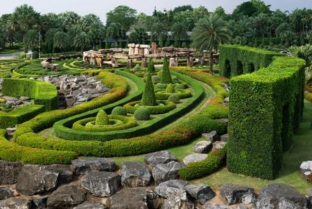 Nong Nooch Tropical Botanical Garden, Thailand