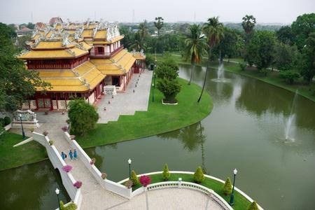 Chinese Royal Palace, Bang Pa In, Ayutthaya, Thailand