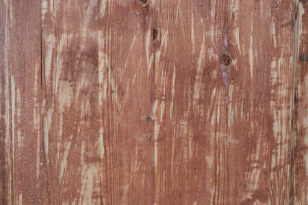 Old weathered red grunge rustic wood panels. Wooden aged textures planks stock photo Фото со стока