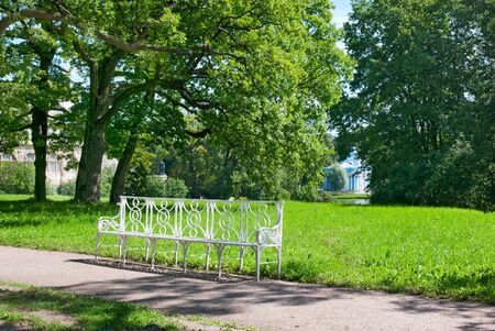 tsarskoye: Tsarskoye Selo (Pushkin), Saint-Petersburg, Russia. The Catherine Park