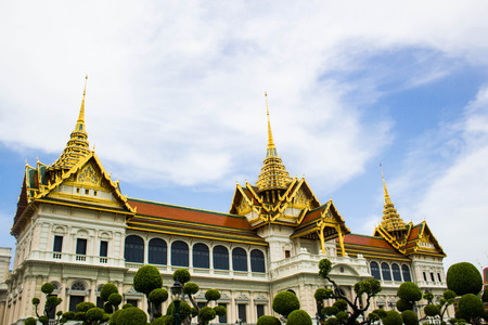 Grand Palace, Bangkok , Thailand photo