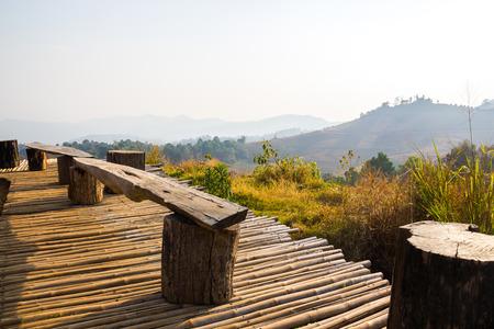 Viewpoint at monjam resort, Chiang Mai, Thailand