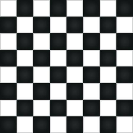 checkerboard: Empty chess board