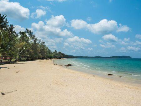 trat: Beautiful tropical beach in Koh Kood island, Trat, Thailand