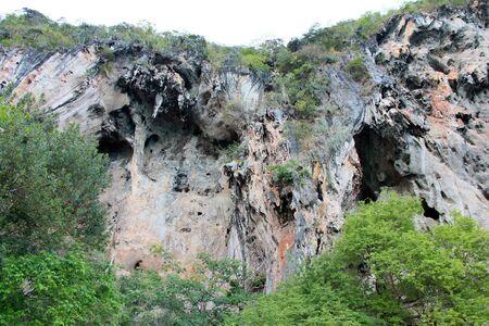 phra nang: Phra Nang Cave at Krabi Thailand