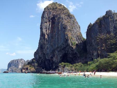 plage Lai Lei Krabi Thaïlande