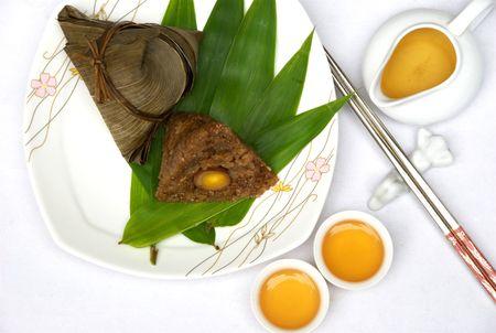 arroz chino: Dumpling de arroz chino