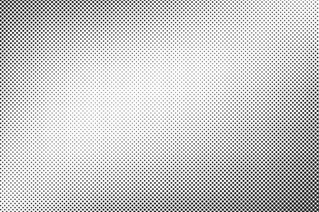 nakładki: Small dots halftone background. Overlay texture. Ilustracja