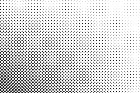 halftone cover: Medium dots halftone background. Overlay texture. Illustration