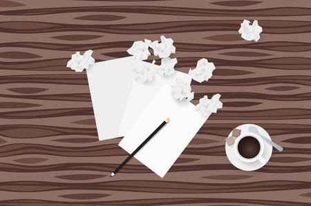new ideas: New ideas finding. Illustration