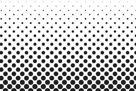 nakładki: Huge dots halftone vector background. Overlay texture.