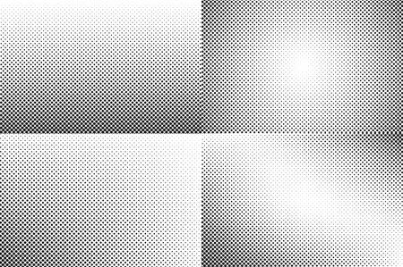 nakładki: Małe kropki półtonów tła. Nakładka tekstury.