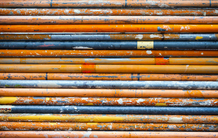 Metal Rusty Pipe Background photo