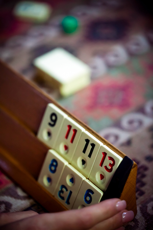 Rummy Squares Game