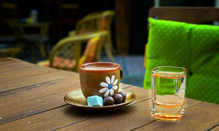 Turkish Coffee 版權商用圖片