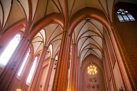 st german: St Catherine  Church German Katharinenkirche Lutheran