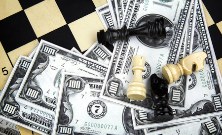 ajedrez: Dinero y Ajedrez