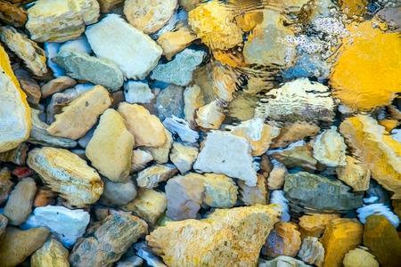 rocks water: Rocky Stones in Underwater