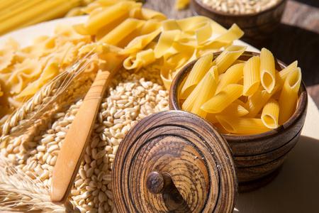 tallarin: Pasta de macarrones