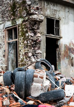 wreckage: Wreckage Deconstruction Area