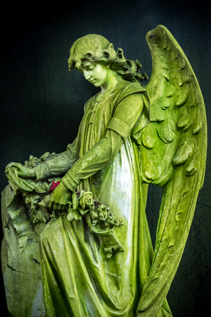 Angel Statua