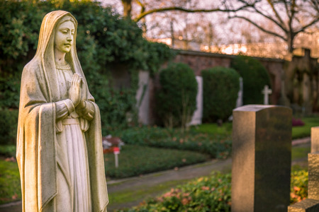 christianity: Mother Mary Christianity Religion in Nature