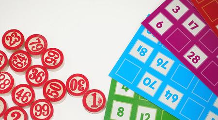 Lotto Bingo tombala-Glücksspiel Unterhaltung