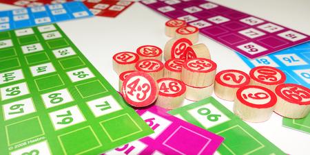 Lotto Bingo Tombala Gambling Game Entertainment