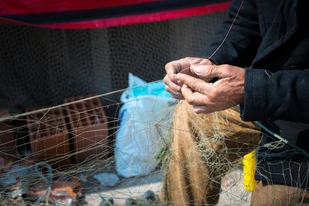 fishnet: Fishnet Fishing Lines