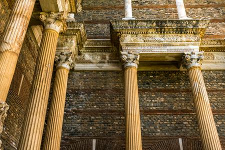 roman empire: Ancient Greek City Lydia Roman Empire Sardes Sardis