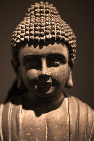 peacefull: Buddha Sculpture Meditative