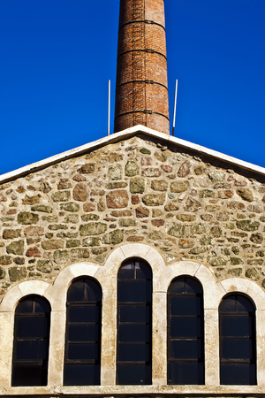Old Architecture Chimney