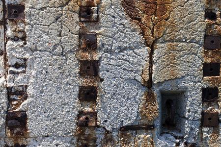 Grunge Rusty Metal Background