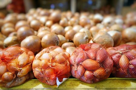 Organic Vegetable Food Onion for Sale in Grocery