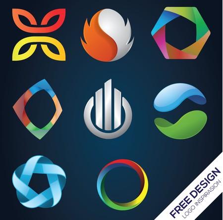 Inspiración del logo de Elegance Design