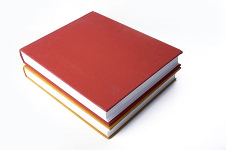 comprehend: 2 blank books