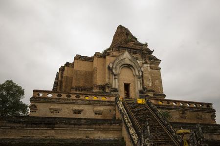temple in Chiangmai Thailand Stok Fotoğraf