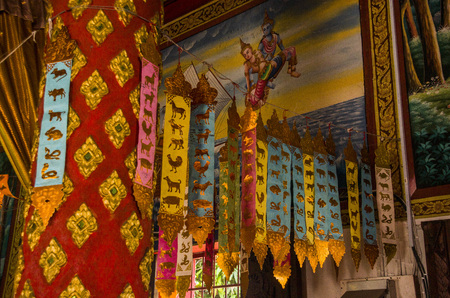 Wat Pha Singh Chiangmai Thailand,Traval in Chiangmai Thailand Editöryel