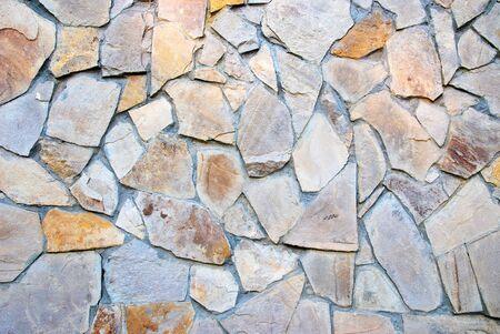 Texture of stone floor photo