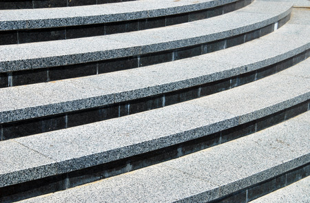 grey concrete steps background photo