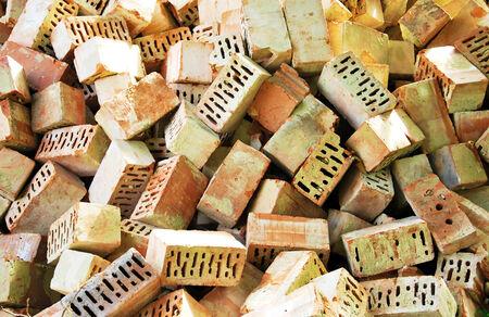red bricks photo