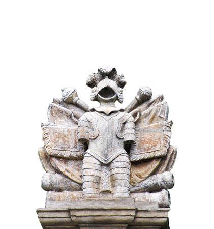 spqr: Potocki stemma di famiglia Archivio Fotografico