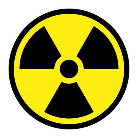 Suscribirse radiación Ronda Ilustración de vector