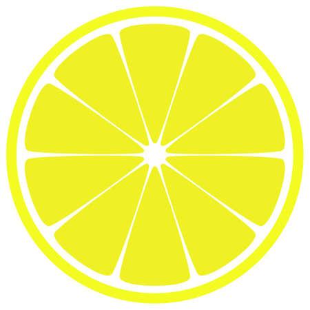 lemon juice: Lemon Slice