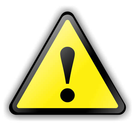 Warning Sign Stock Photo - 5380214