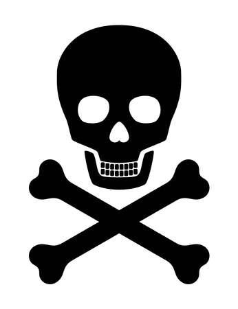 Skull Stock Vector - 5432627