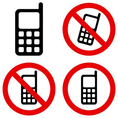 Prohibición de teléfonos móviles